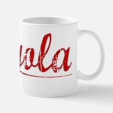 Loyola, Vintage Red Mug