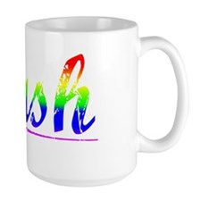 Dash, Rainbow, Mug