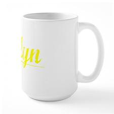 Evelyn, Yellow Mug
