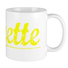 Everette, Yellow Mug