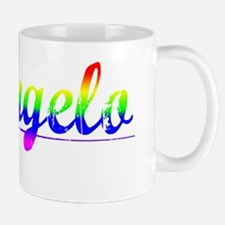 Deangelo, Rainbow, Small Small Mug
