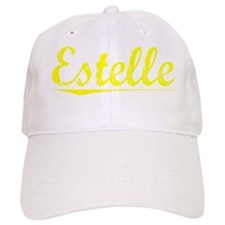 Estelle, Yellow Baseball Cap