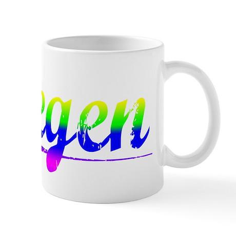 Degen, Rainbow, Mug