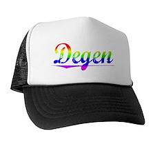 Degen, Rainbow, Trucker Hat