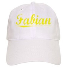 Fabian, Yellow Baseball Cap
