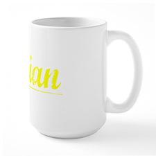 Fabian, Yellow Mug