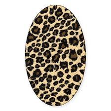Leopard Print Decal