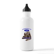 property of xxl otterhound Sports Water Bottle