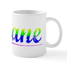 Devane, Rainbow, Mug