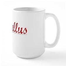 Marcellus, Vintage Red Mug