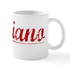 Mariano, Vintage Red Mug