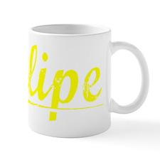 Felipe, Yellow Small Mug