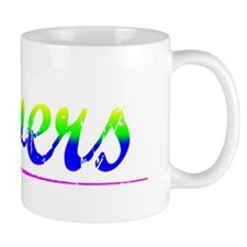 Devers, Rainbow, Mug
