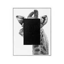 Giraffe Calf Panel Print Picture Frame