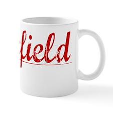 Maxfield, Vintage Red Mug