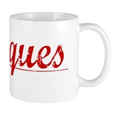 Marques, Vintage Red Mug