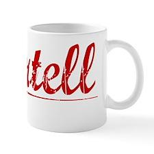 Martell, Vintage Red Mug