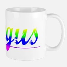 Dingus, Rainbow, Mug