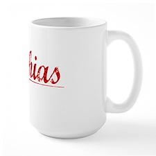 Mathias, Vintage Red Mug