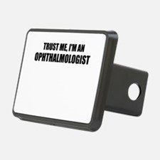 Trust Me, Im An Ophthalmologist Hitch Cover
