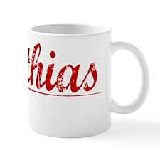 Matthias, Vintage Red Mug