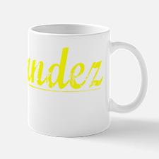 Fernandez, Yellow Mug