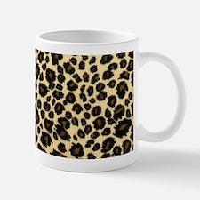 Leopard Print Small Small Mug