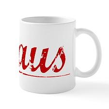 Maus, Vintage Red Mug
