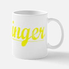 Flickinger, Yellow Mug