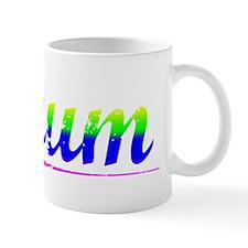 Drum, Rainbow, Mug