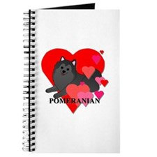 Black Pomeranian Journal