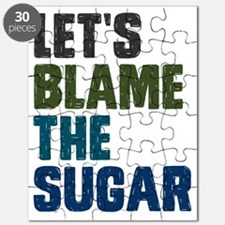 Lets Blame The Sugar Puzzle