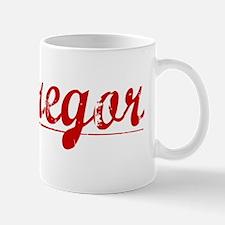 Mcgregor, Vintage Red Mug