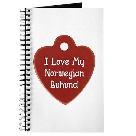 Love My Buhund Journal