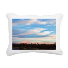 early morning Rectangular Canvas Pillow