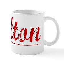 Melton, Vintage Red Mug