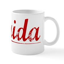 Merida, Vintage Red Mug