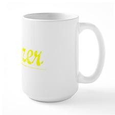 Frazer, Yellow Mug