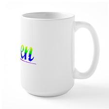 Eisen, Rainbow, Mug