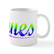 Eanes, Rainbow, Small Mug
