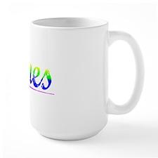 Eanes, Rainbow, Mug