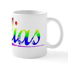 Elias, Rainbow, Mug