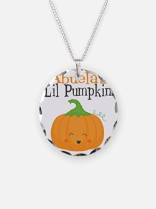 Abuelas Little Pumpkin Necklace