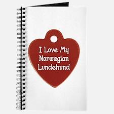 Love My Lundehund Journal