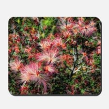 red fairydusters Mousepad