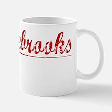 Middlebrooks, Vintage Red Mug