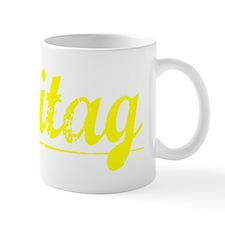 Freitag, Yellow Mug