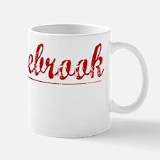 Middlebrook, Vintage Red Mug