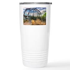 steel wrap Travel Mug