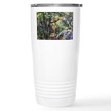 primal forest Travel Coffee Mug